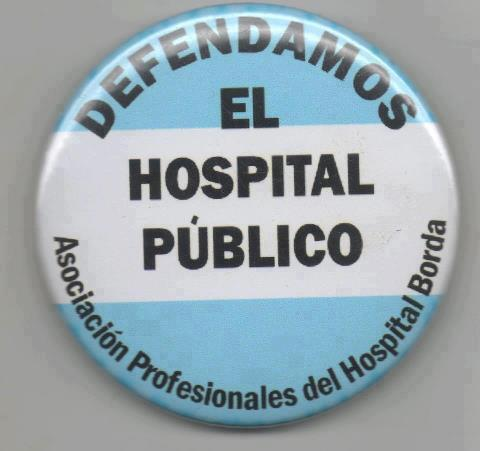 Defender el hospital p�blico
