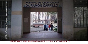HOSPITAL ODONTOLOGIA RAMON CARRILLO