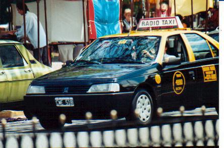El taxista de chacarita, leyenda urbana